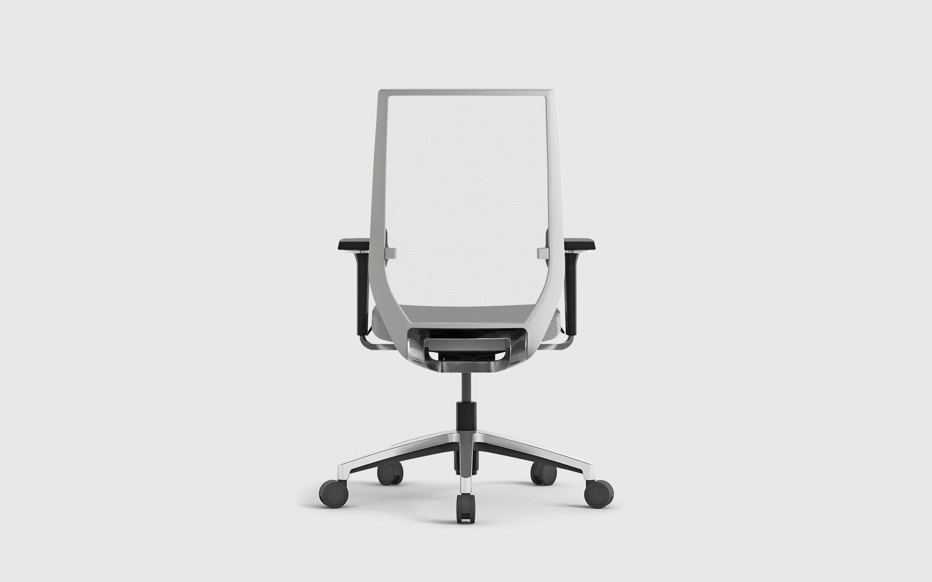 Forma 5 Eben Bürostuhl von ITO Design in weiss