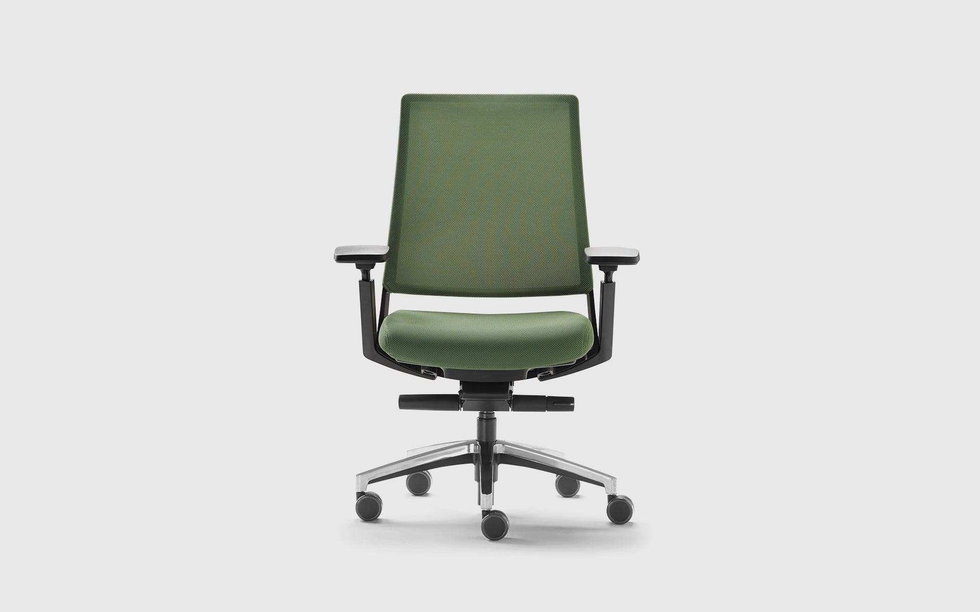 Forma5 Kineo office chair by ITO Design in pale green
