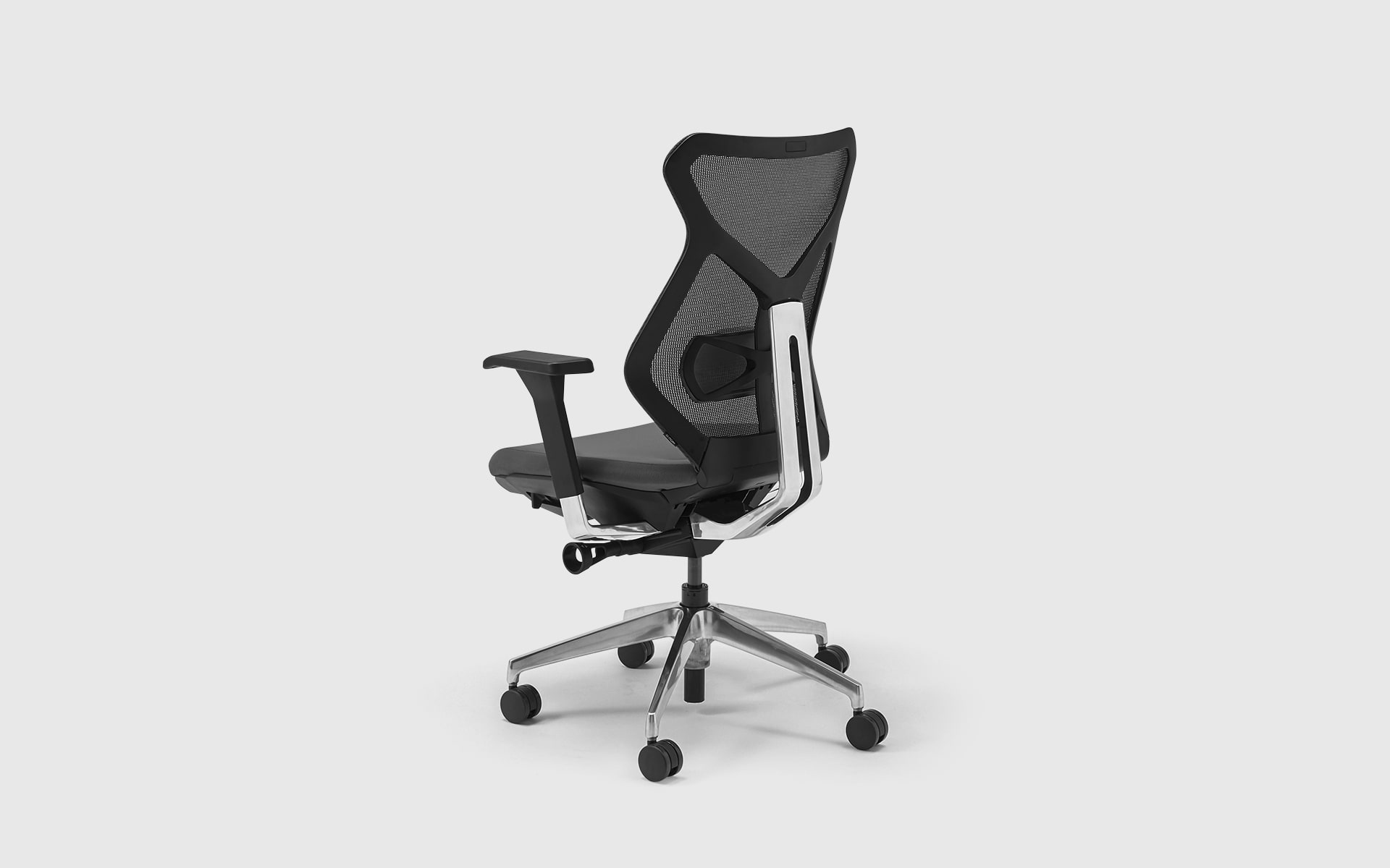 Black-and-grey ITOKI Sequa Office Chair by ITO Design